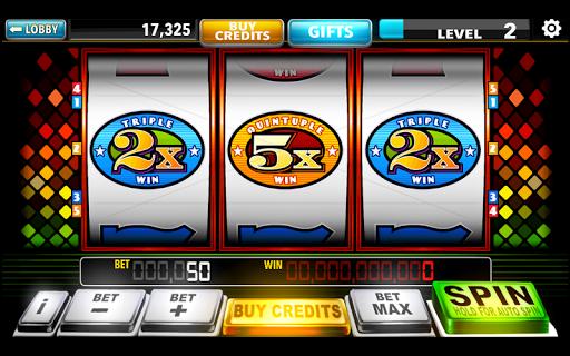 Lucky Wheel Slots - screenshot