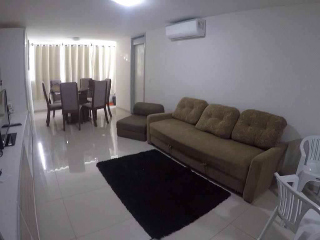 Apartamento residencial à venda, Bessa, João Pessoa - AP5335.