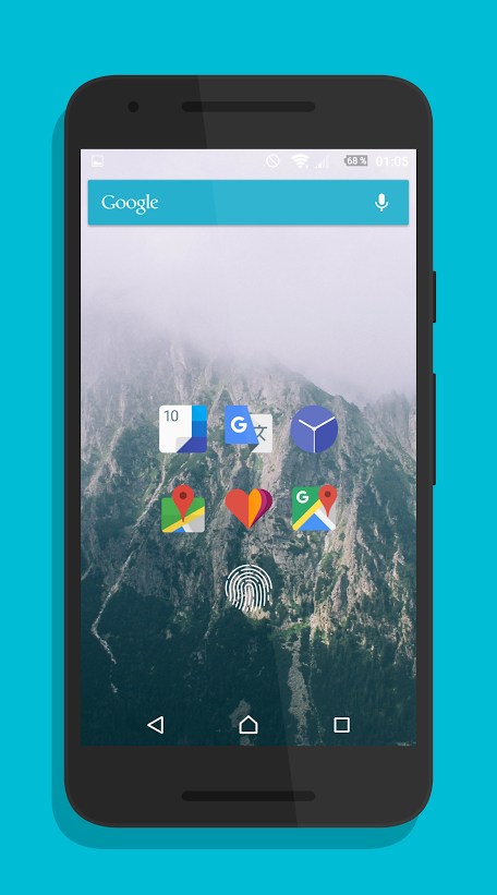 Glim - Icon Pack Screenshot 6