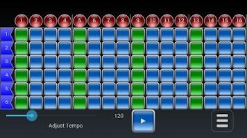 Screenshot of My Beat Creator