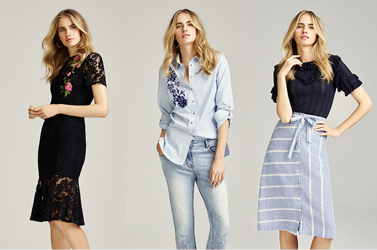 Shop new in dresses, shirts and accessories at George.com
