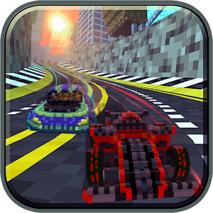 Blocky Rally Offroad