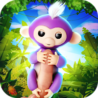 Fingerlings Fun Monkey WowWee For PC