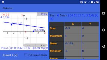 Screenshot of Scientific Calculator +i