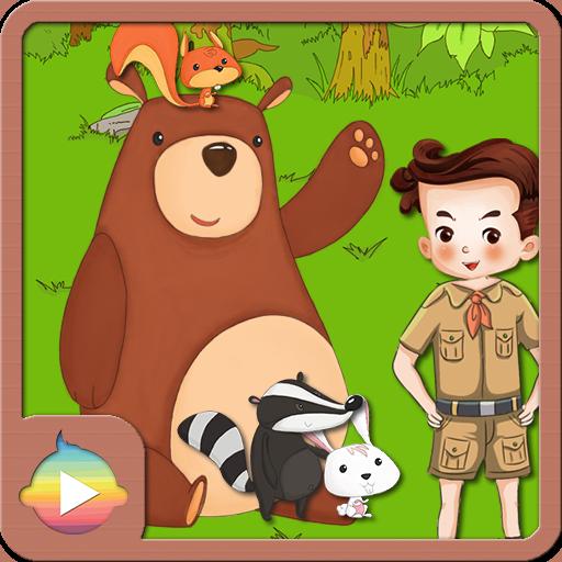 Khám phá động vật trong rừng