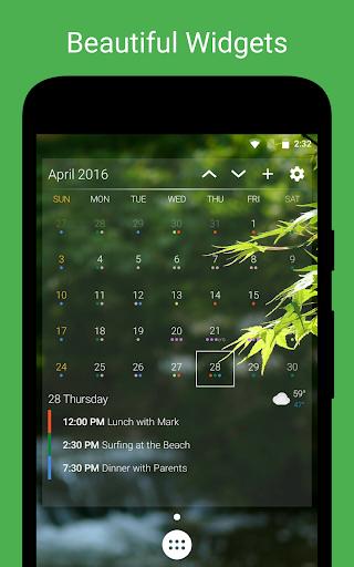 DigiCal+ Calendar screenshot 5