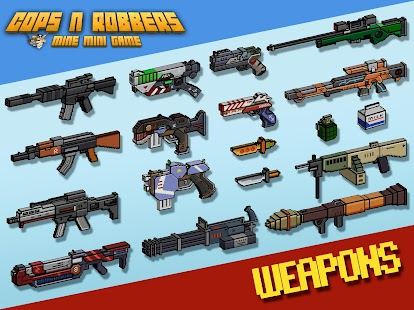 Game Cops N Robbers - FPS Mini Game apk for kindle fire