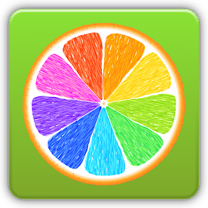 app icon kids learn colors - Colors App