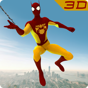 Legend of Spider 3D Hero City For PC