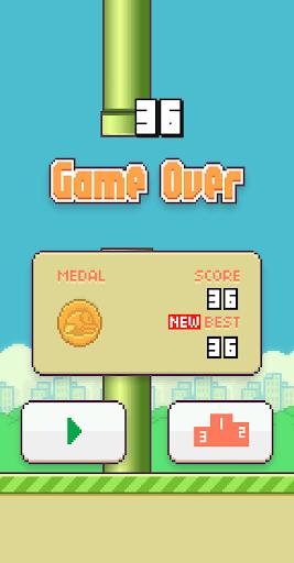 New Happy Bird screenshot 4