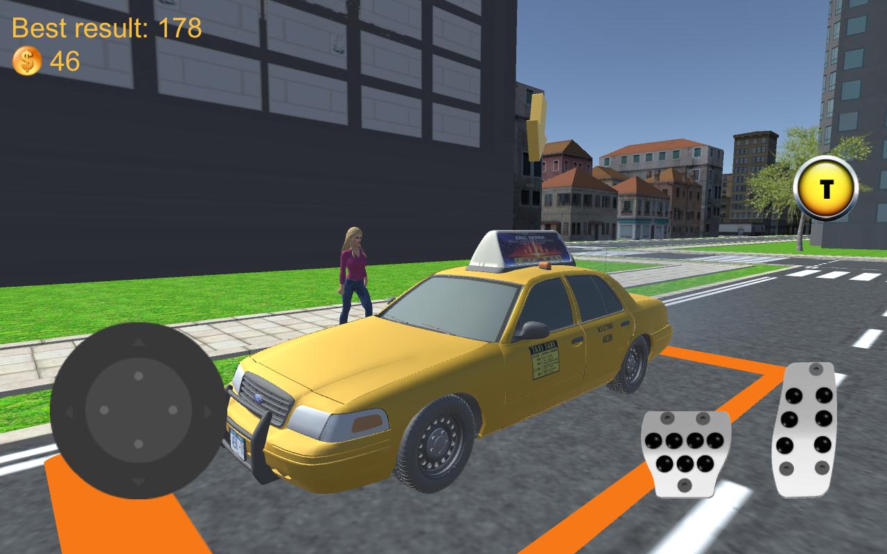 Futuristic Robot Taxi 이미지[6]