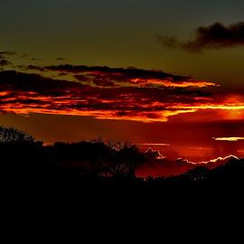 sunset  by Zhenya Philip - Landscapes Weather