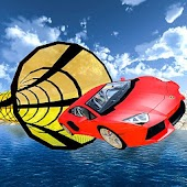 Free Car Extreme Stunts APK for Bluestacks