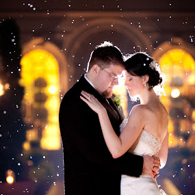 Stars by Drew Noel - Wedding Bride & Groom ( drew noel photography )