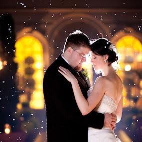 Stars by Drew Noel - Wedding Bride & Groom ( drew noel photography )