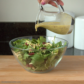 Meyer Lemon Dijon Vinaigrette Dressing