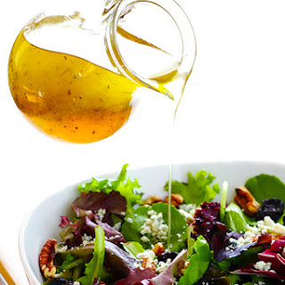 White Balsamic Vinaigrette Salad Recipes