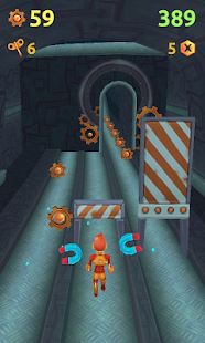 Infinite Robo Run - screenshot