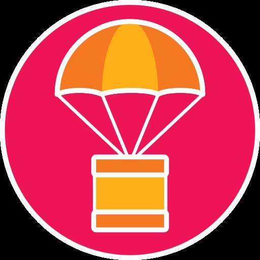 Android aplikacija VipDrop
