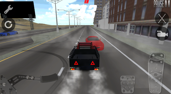 Old Mini Pickup Simulator - screenshot