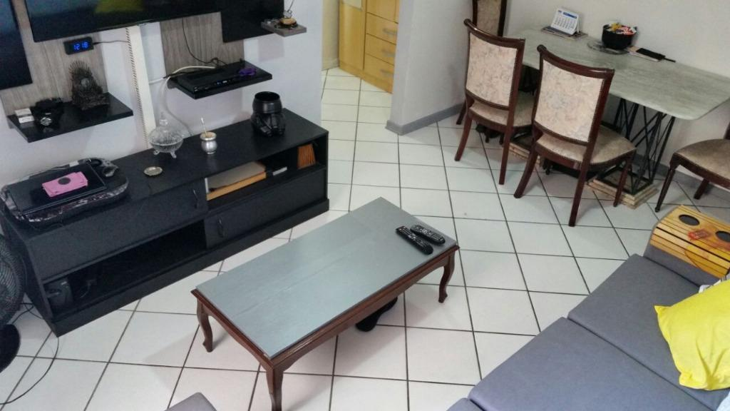 Apto 1 Dorm, Encruzilhada, Santos (AP4078) - Foto 6