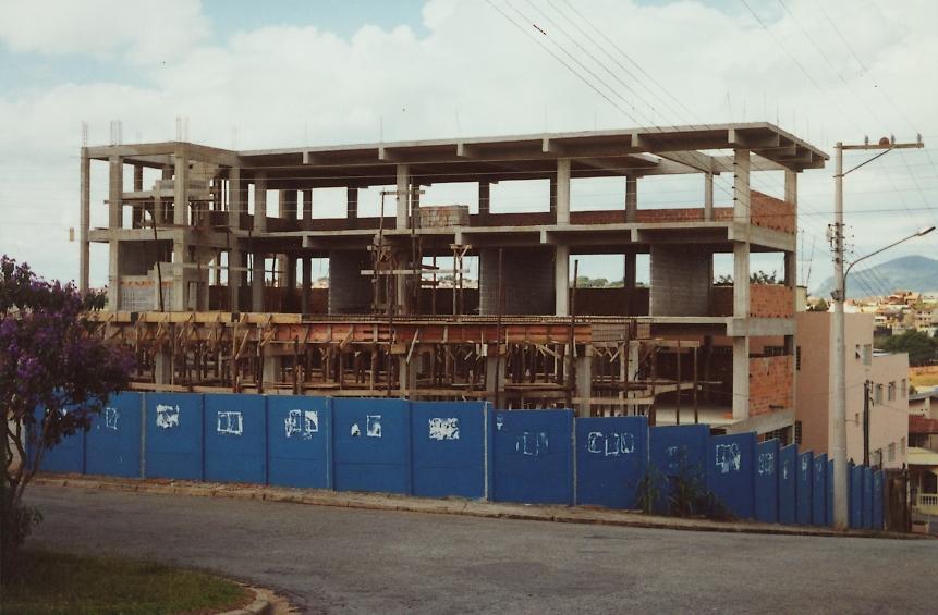 Prédio em Construção à venda, Jardim São José, Bragança Paulista.