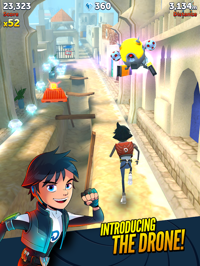 Agent Dash Screenshot 6