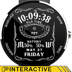 Jack Watch Face