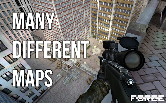 Bullet Force APK screenshot thumbnail 11