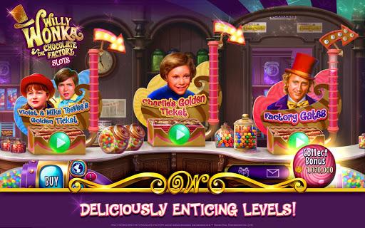 Willy Wonka Slots Casino - screenshot