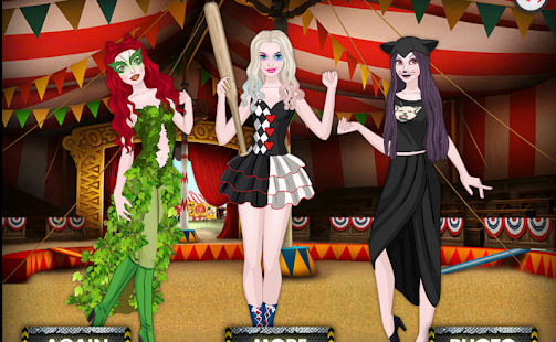 Punk Girl's dress up game- screenshot thumbnail