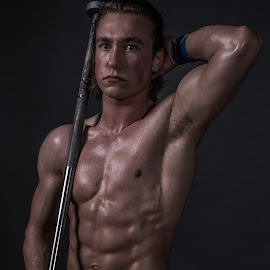 Orri Fitness 1 by Gunnar Sigurjónsson - Sports & Fitness Fitness ( orri, sexy, fitness, hot )