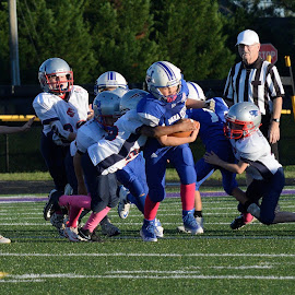 by Tom DePuy - Sports & Fitness American and Canadian football