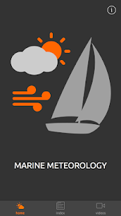 Marine meteorology screenshot for Android