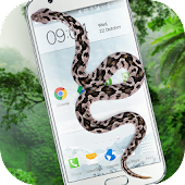Download Snake On Screen Hissing Joke APK for Laptop