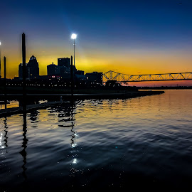 Louisville Waterfront Park by Adam Snyder - Instagram & Mobile iPhone