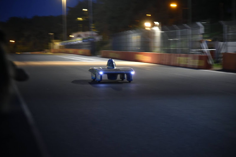 Solar Team Twente wins European Championship for solar cars.