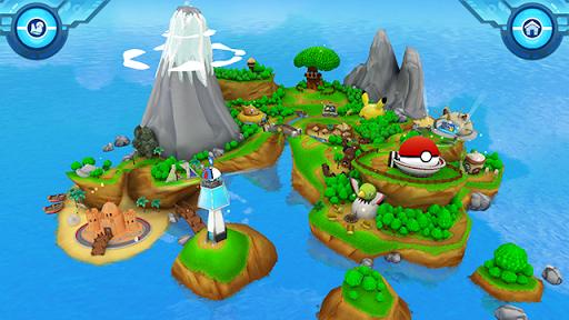 Camp Pokémon screenshot 1