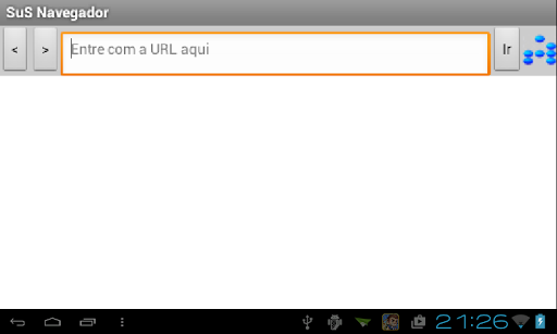 SuS Navegador screenshot 6