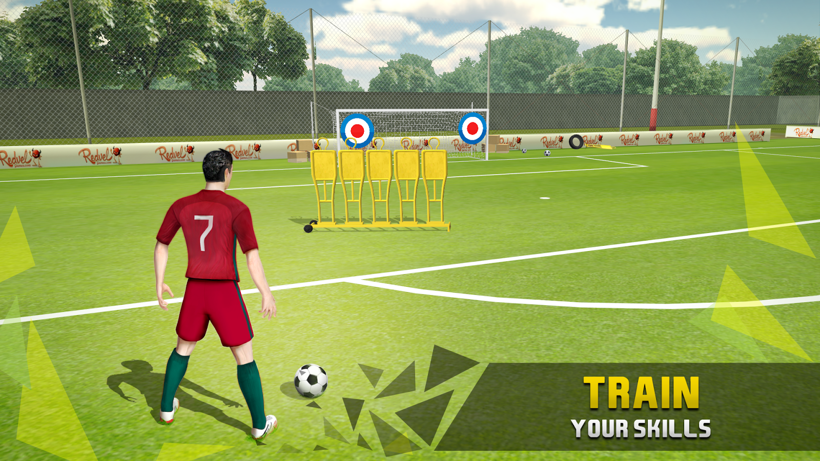 Soccer Star 2017 World Legend Screenshot 2