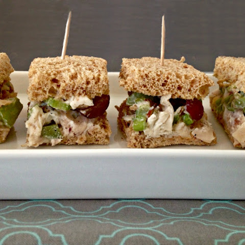 Chicken Salad Sandwich Sliders