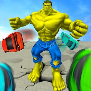 Incredible Monster Hero City Rescue Mission For PC