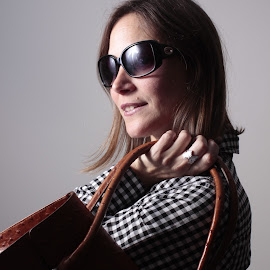 by Jennifer Storch - People Fashion ( fashion, bag, woman, hot, eyeglasses, shirt )