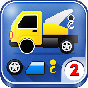 Puzzle Cars for kids 2