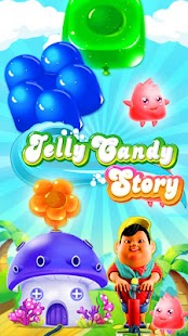 Game Jelly Candy Story APK for Kindle