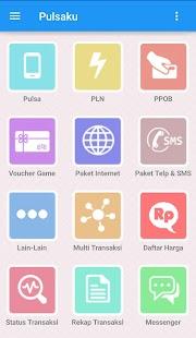 App Transaksi Pulsaku Indonesia APK for Windows Phone