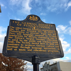 The oldest German American organization in the US was founded Dec. 26, 1764, in Philadelphia to provide legal aid, welfare, and language support to German immigrants. Its library, containing one of ...