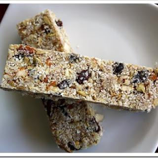 Dairy Free Granola Bars Recipes