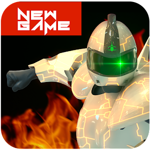 Exa Soldier: platform shooter Metroidvania style For PC (Windows & MAC)
