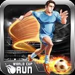 World Cup Run Icon